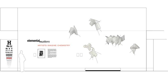 Divining Nature - Elemental Matters Installation